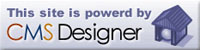 This site is powered by CMS Designer.